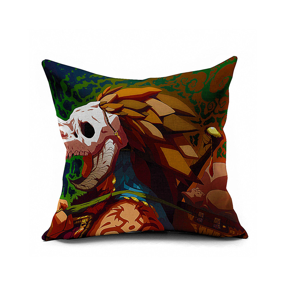 Film and Television Plays Pillow Cushion Cover  YS284 - Mega Save Wholesale & Retail