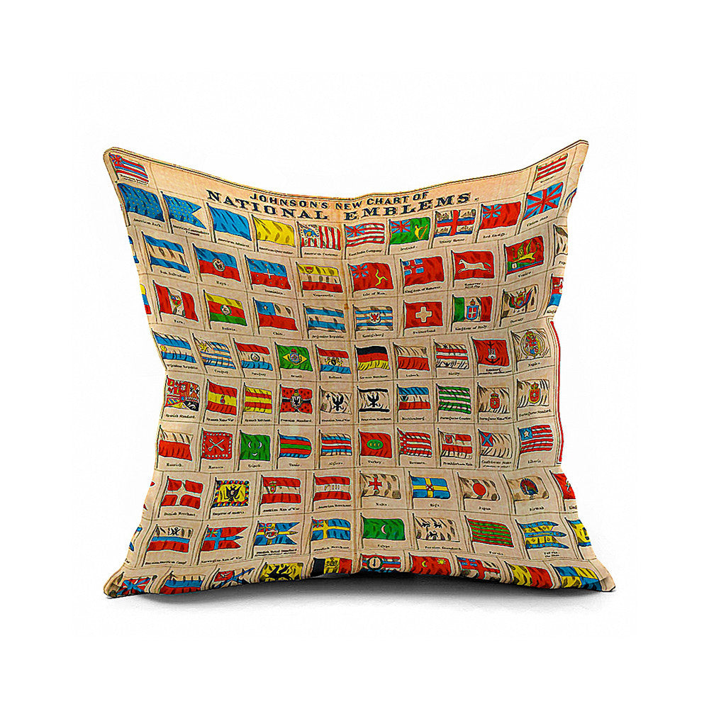 Film and Television Plays Pillow Cushion Cover  YS380 - Mega Save Wholesale & Retail