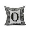 Cotton Flax Pillow Cushion Cover Letter   ZM070 - Mega Save Wholesale & Retail