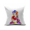 Cotton Flax Pillow Cushion Cover Letter   ZM099 - Mega Save Wholesale & Retail