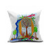 Cotton Flax Pillow Cushion Cover Letter   ZM130 - Mega Save Wholesale & Retail