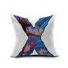 Cotton Flax Pillow Cushion Cover Letter   ZM140 - Mega Save Wholesale & Retail