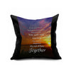 Cotton Flax Pillow Cushion Cover Letter   ZM199 - Mega Save Wholesale & Retail