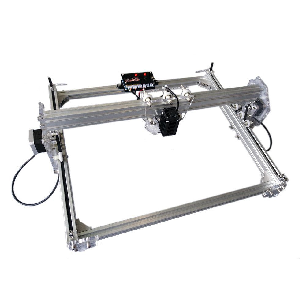 USB Powered 5500MW desktop DIY laser engraver for all Kinds of Creative CNC Printing - Mega Save Wholesale & Retail - 1