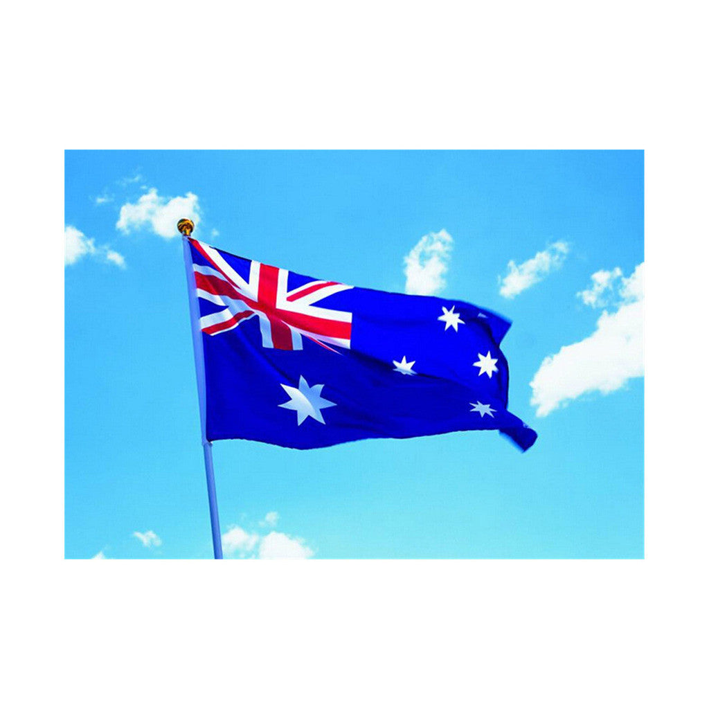 160 * 240 cm flag Various countries in the world Polyester banner flag   Australia - Mega Save Wholesale & Retail