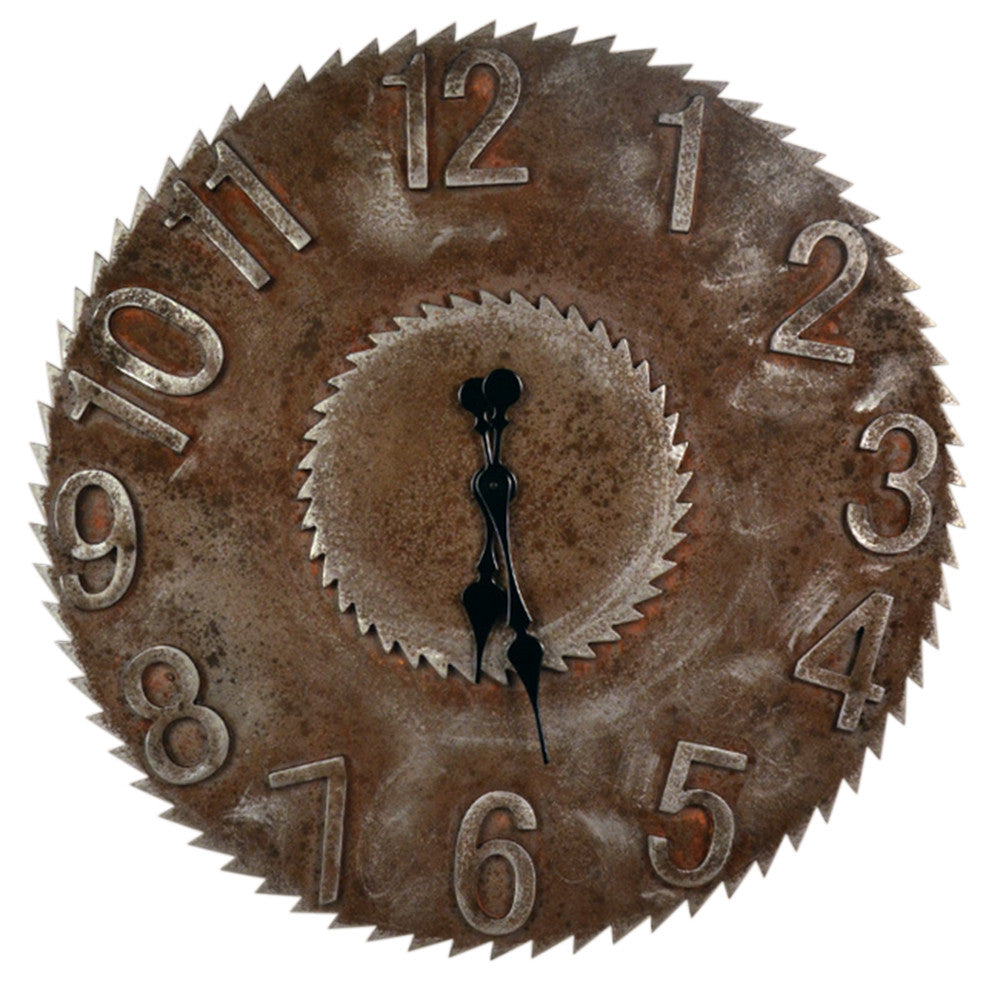 Industrial Style Gear Wall Hanging Decoration - Mega Save Wholesale & Retail