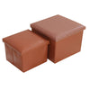 new superior storage shoes-changing bench European footstool locker shoebox bed end stool sofa shoes trying stool - Mega Save Wholesale & Retail - 2