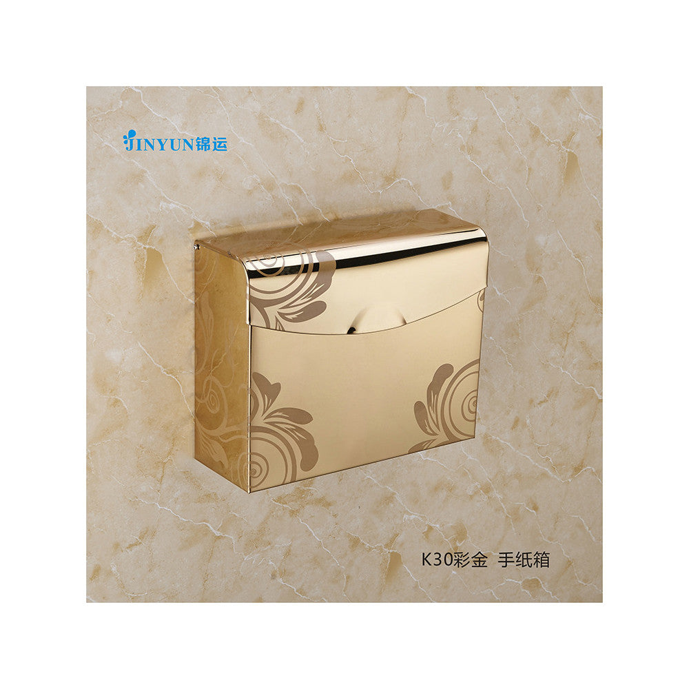 Stainless steel sanitary toilet tissue carton Box    K30 WINNINGS - Mega Save Wholesale & Retail - 1