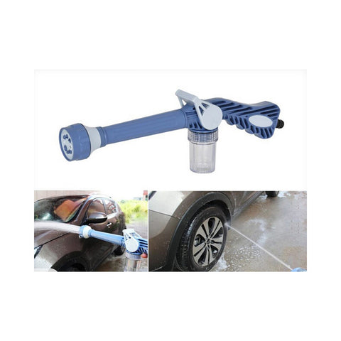 Garden Car Wash Spray Gun With Soap Dispenser Cannon 8 in 1 Nozzle Multi Function - Mega Save Wholesale & Retail