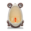 Detachable Frog Potty Pee Urine Training Infant Kids Urinal With Aiming Target 4 Colors   blue - Mega Save Wholesale & Retail - 5
