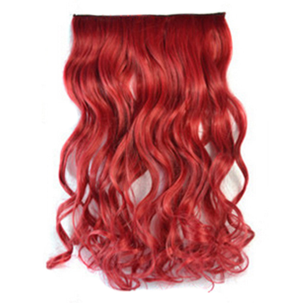Colorful Gradient Ramp Cosplay Hair Extension Wig 7 - Mega Save Wholesale & Retail