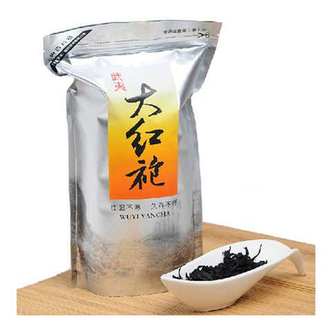 Big Red Robe Oolong 250g Dahongpao Tea - Mega Save Wholesale & Retail