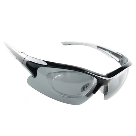 158 Chromatic Sunglasses Sports Riding Polarized Glasses    black