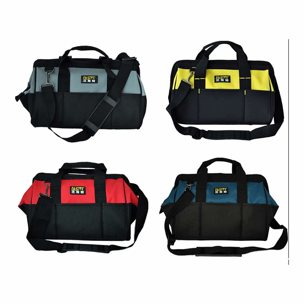 Thicken Oxford Multi Funtional Toolkit Organizer Tool Bag with Carry Belt