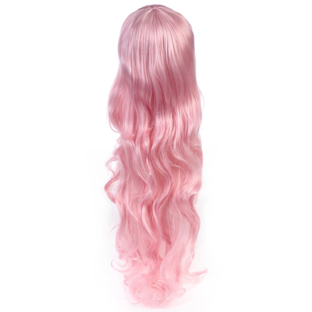 Cosplay Anime Wig Golden Long Straight Hair - Mega Save Wholesale & Retail - 2
