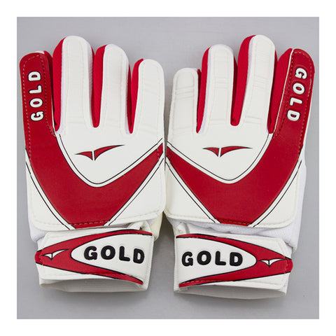 Sutdent Non-slip Latex Goalkeeper Gloves Roll Finger  red   8 - Mega Save Wholesale & Retail - 1
