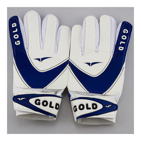 Sutdent Non-slip Latex Goalkeeper Gloves Roll Finger   dark blue   8 - Mega Save Wholesale & Retail - 1
