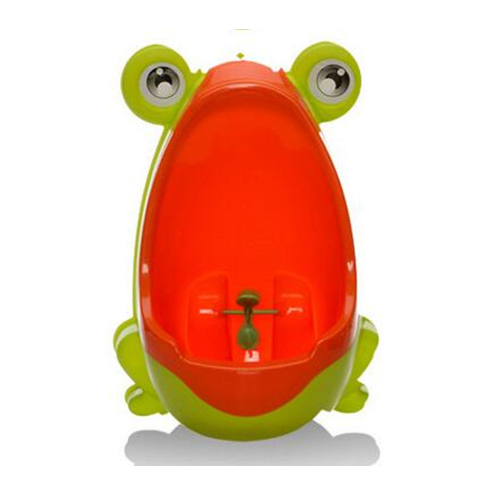 Detachable Frog Potty Pee Urine Training Infant Kids Urinal With Aiming Target 4 Colors   blue - Mega Save Wholesale & Retail - 3