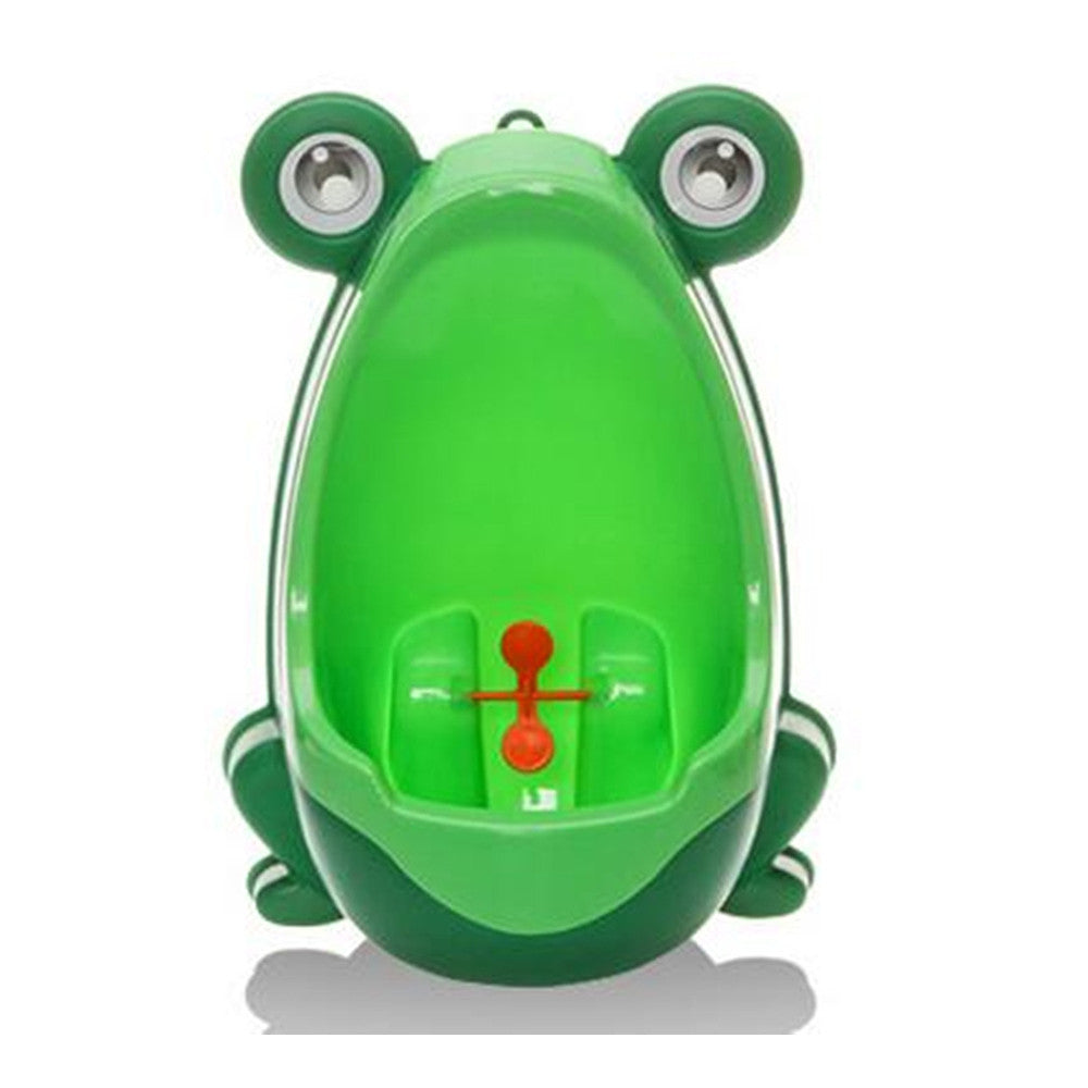 Detachable Frog Potty Pee Urine Training Infant Kids Urinal With Aiming Target 4 Colors   blue - Mega Save Wholesale & Retail - 2