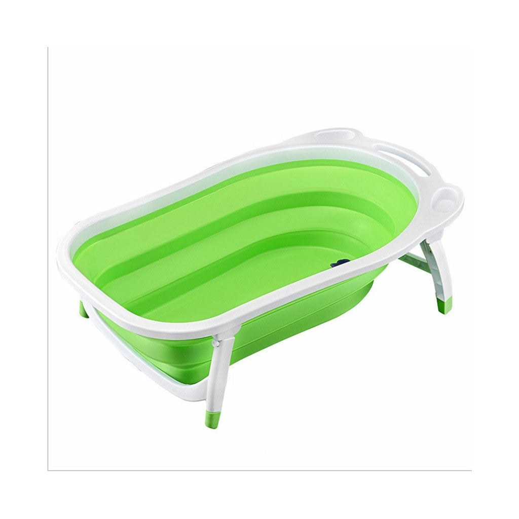 Baby Folding Bath Tub Pink - Mega Save Wholesale & Retail - 2