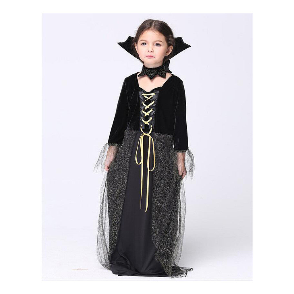 Children Kid Girl Costume Dancing Dress Cosplay Garment - Mega Save Wholesale & Retail