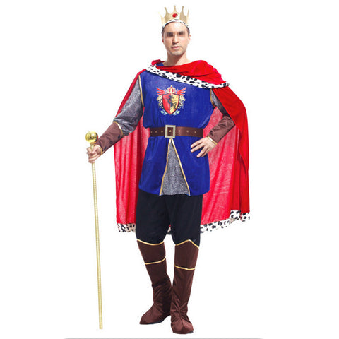Cosplay Halloween Mask Costume Ball Costumes King - Mega Save Wholesale & Retail - 1