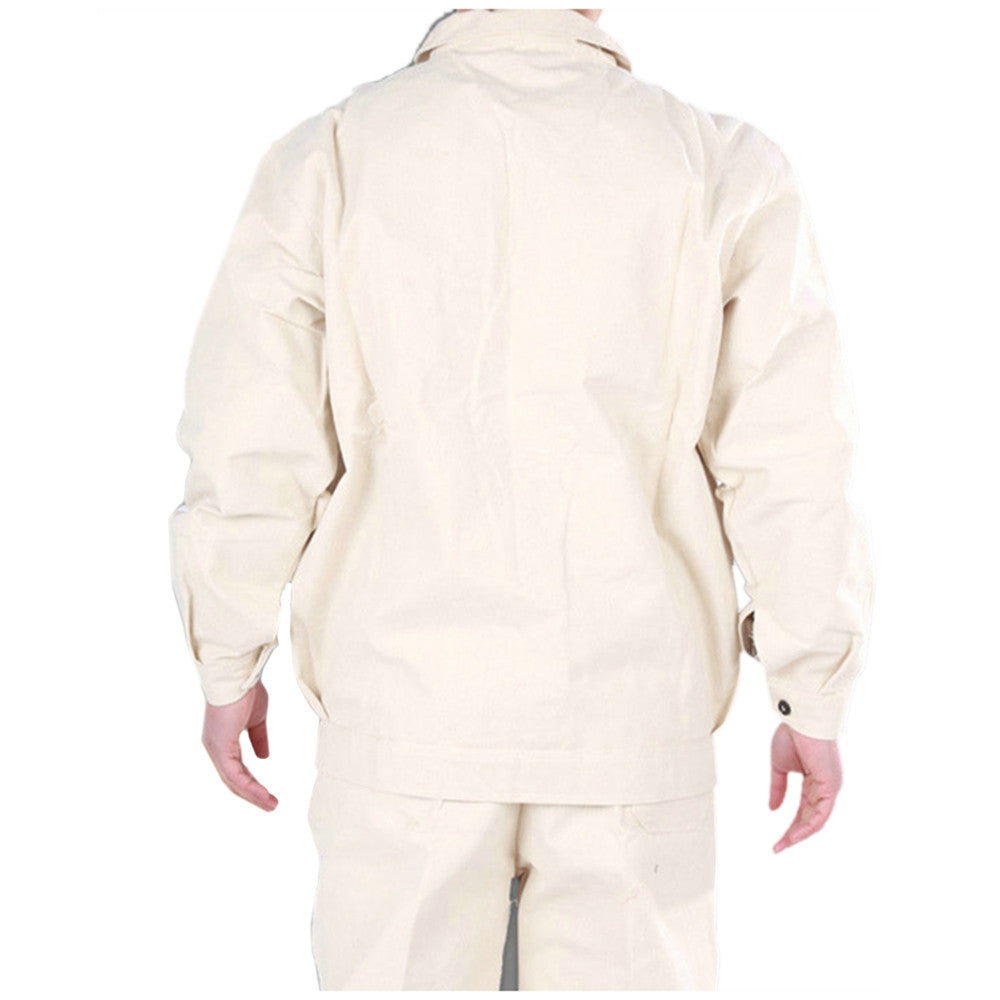 Welder Jacket Male Work Uniform Protection Engineering - Mega Save Wholesale & Retail - 2