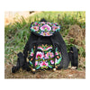 New Yunnan Fashionable Embroidery Bag Stylish Featured Shoulders Bag Fashionable Woman's Bag Bulk 93012   black - Mega Save Wholesale & Retail - 1