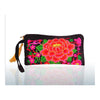 Yunnan Embroidery Woman's Bag Handbag Comestic Bag Coin Case Embroidery Handbag (Big Size)   black - Mega Save Wholesale & Retail - 1