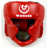 Close Boxing Head Protector Free Combat Helmet MMA UFC Muay Fight Protector - Mega Save Wholesale & Retail - 1