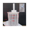 String chicken kebab machine 36 hole machining meat is lamb skewers Brochette Express - Mega Save Wholesale & Retail - 2