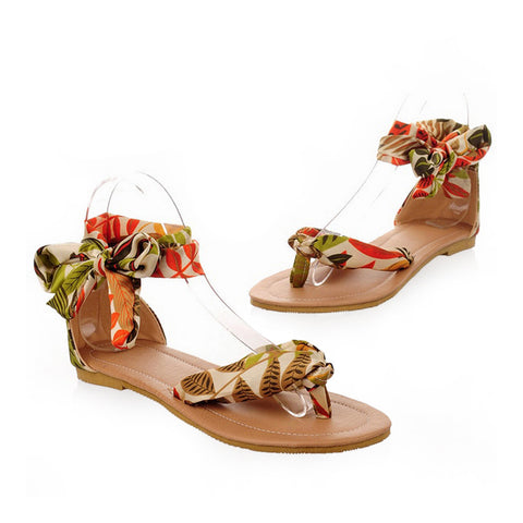 Fashionable Sandals Women Shoes Plus Size  yellow - Mega Save Wholesale & Retail - 1