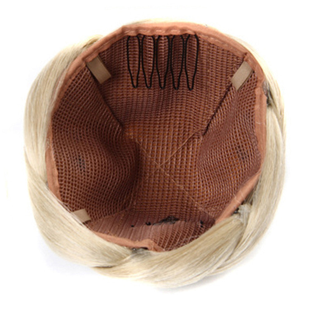 Wig Hair Pack Bun Vintage Chignon  J-85 220# - Mega Save Wholesale & Retail - 3