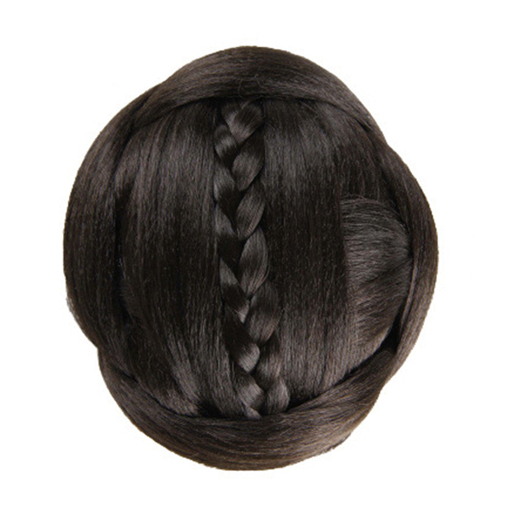 Wig Hair Pack Bun Vintage Chignon J-88 8# - Mega Save Wholesale & Retail - 2