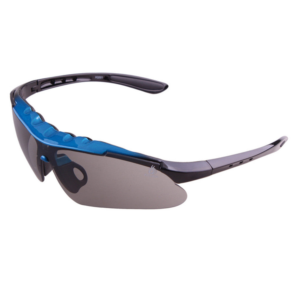 Polarized XQ001 Sports Glasses Riding Driving    blue - Mega Save Wholesale & Retail - 1