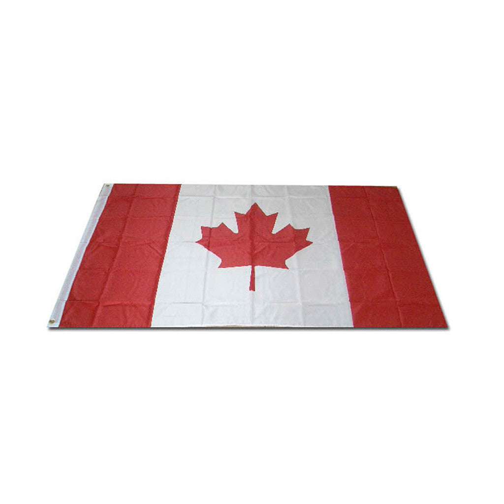 160 * 240 cm flag Various countries in the world Polyester banner flag     Canada - Mega Save Wholesale & Retail