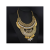Foreign Trade Necklace European Big Brand Necklace Vintage Alloy National Style Woman Ornament  glided - Mega Save Wholesale & Retail