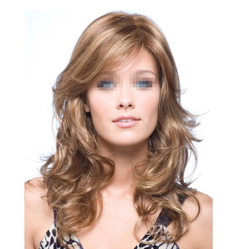 Wig Synthetic Hair Long Curled Hair Cap - Mega Save Wholesale & Retail - 1