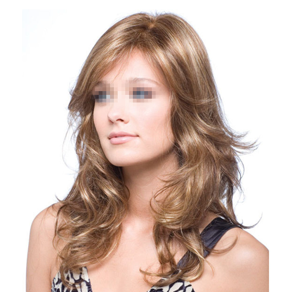 Wig Synthetic Hair Long Curled Hair Cap - Mega Save Wholesale & Retail - 4