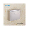 Stainless steel sanitary toilet tissue carton Box - Mega Save Wholesale & Retail - 4