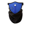 bicycle mask outdoor windproof mask mountain bike motorcycle coldproof dustproof warm-keeping full protetion of face   black - Mega Save Wholesale & Retail - 2