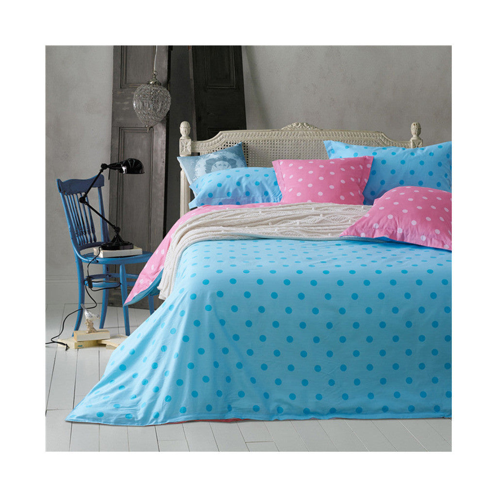 Blue Woman Meomory Bedding 4 Pieces Suit - Mega Save Wholesale & Retail