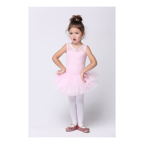 Children Costume Ballet Skirt Suit Girl Festival Dress - Mega Save Wholesale & Retail