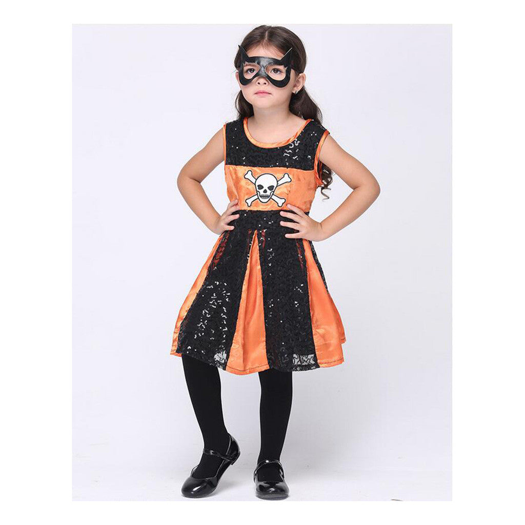 European High Quality Children Kid Girl Attire Cosplay Anime Dress - Mega Save Wholesale & Retail