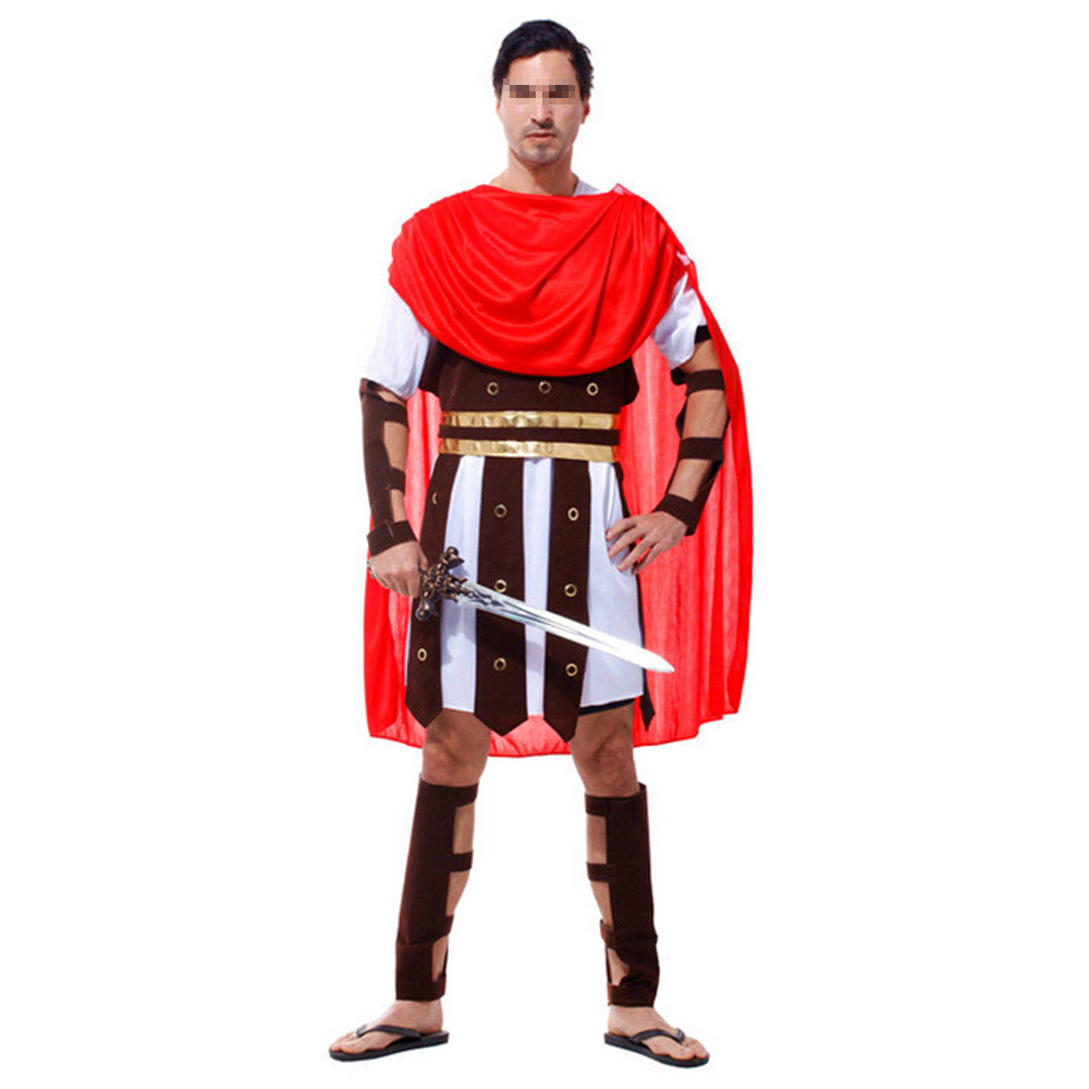 Halloween Cosplay Costumes Stage Roman Prince - Mega Save Wholesale & Retail - 1