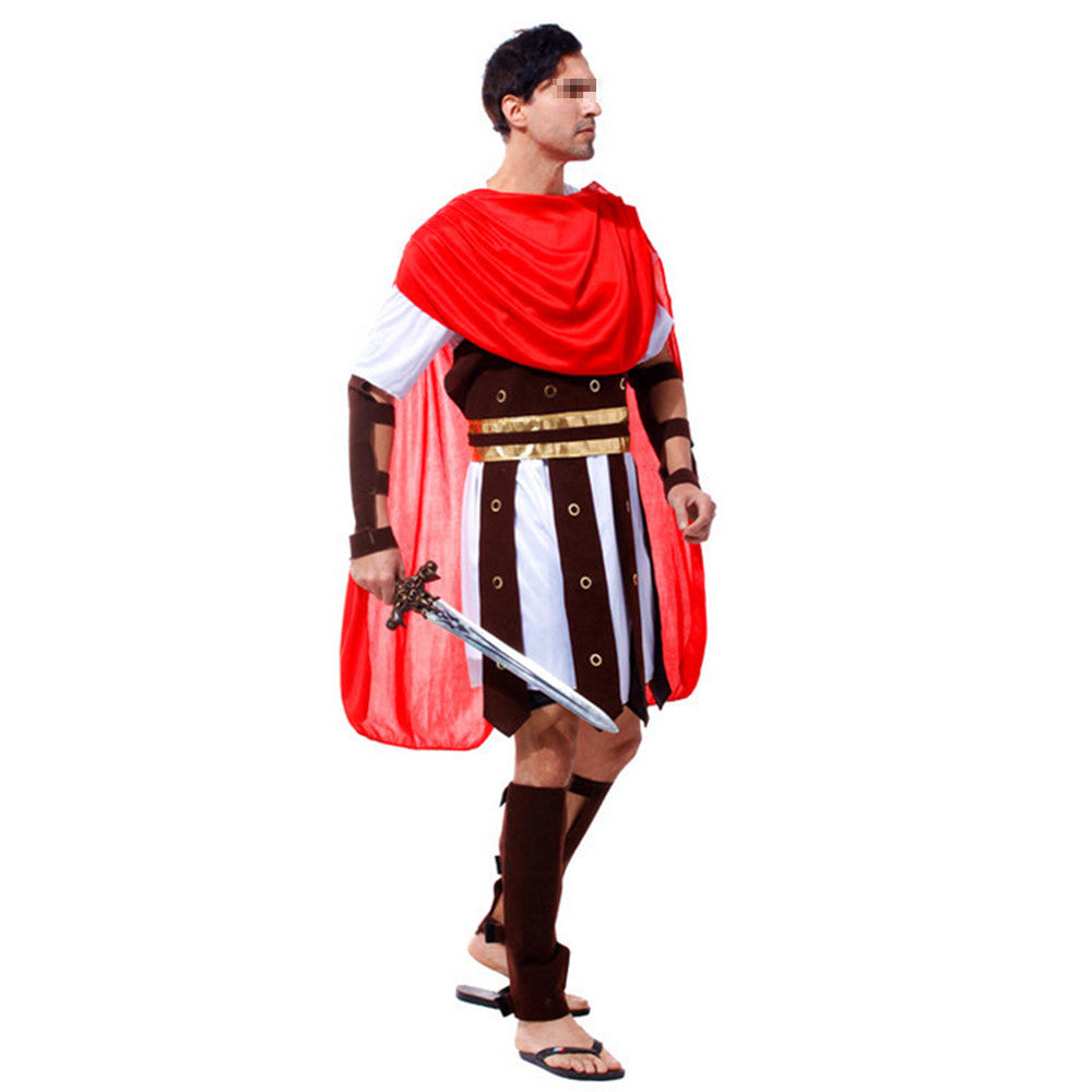 Halloween Cosplay Costumes Stage Roman Prince - Mega Save Wholesale & Retail - 2