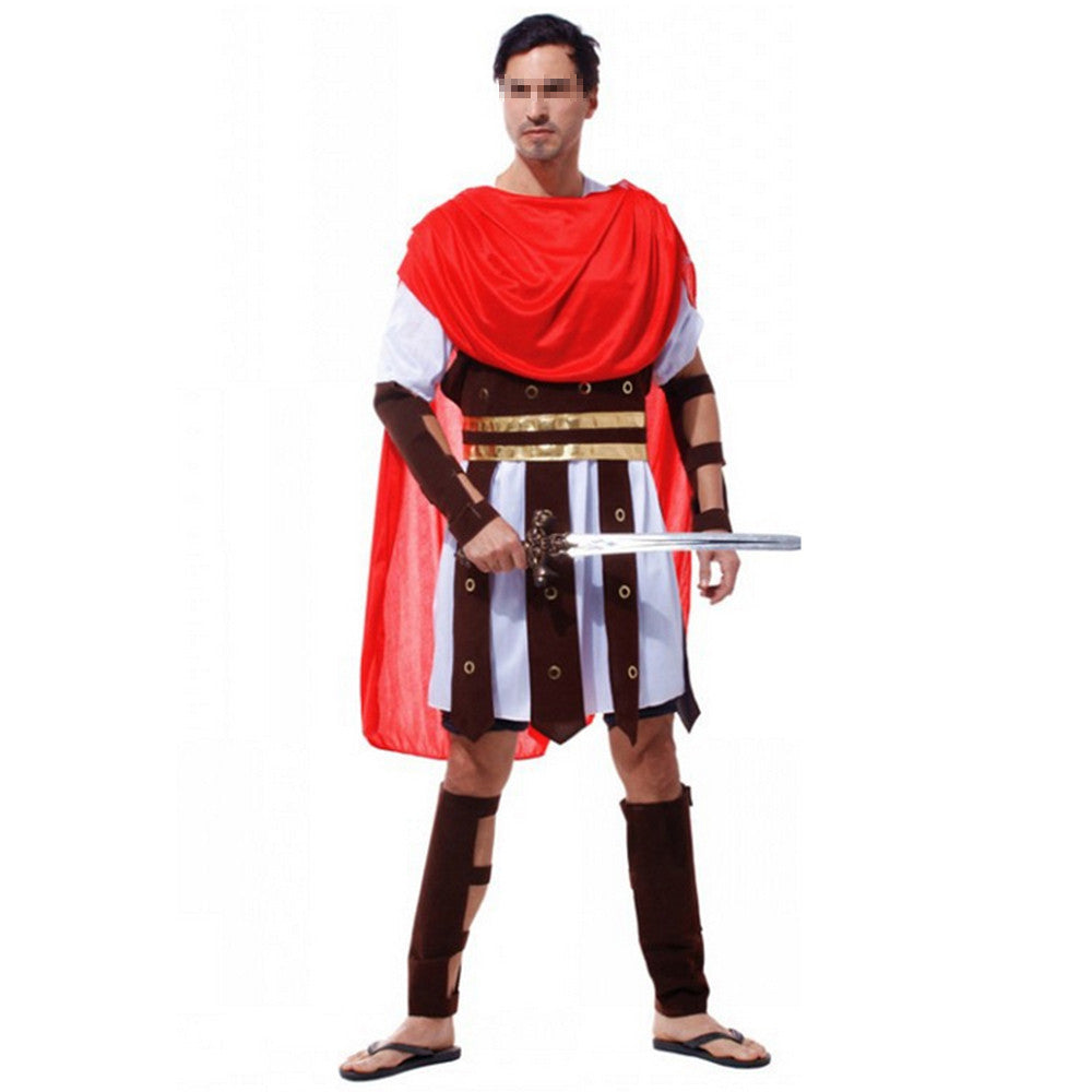 Halloween Cosplay Costumes Stage Roman Prince - Mega Save Wholesale & Retail - 3