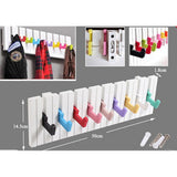 Piano Keyboard Hook, Coat Clothes Bag Rack Hanger - Mega Save Wholesale & Retail - 1