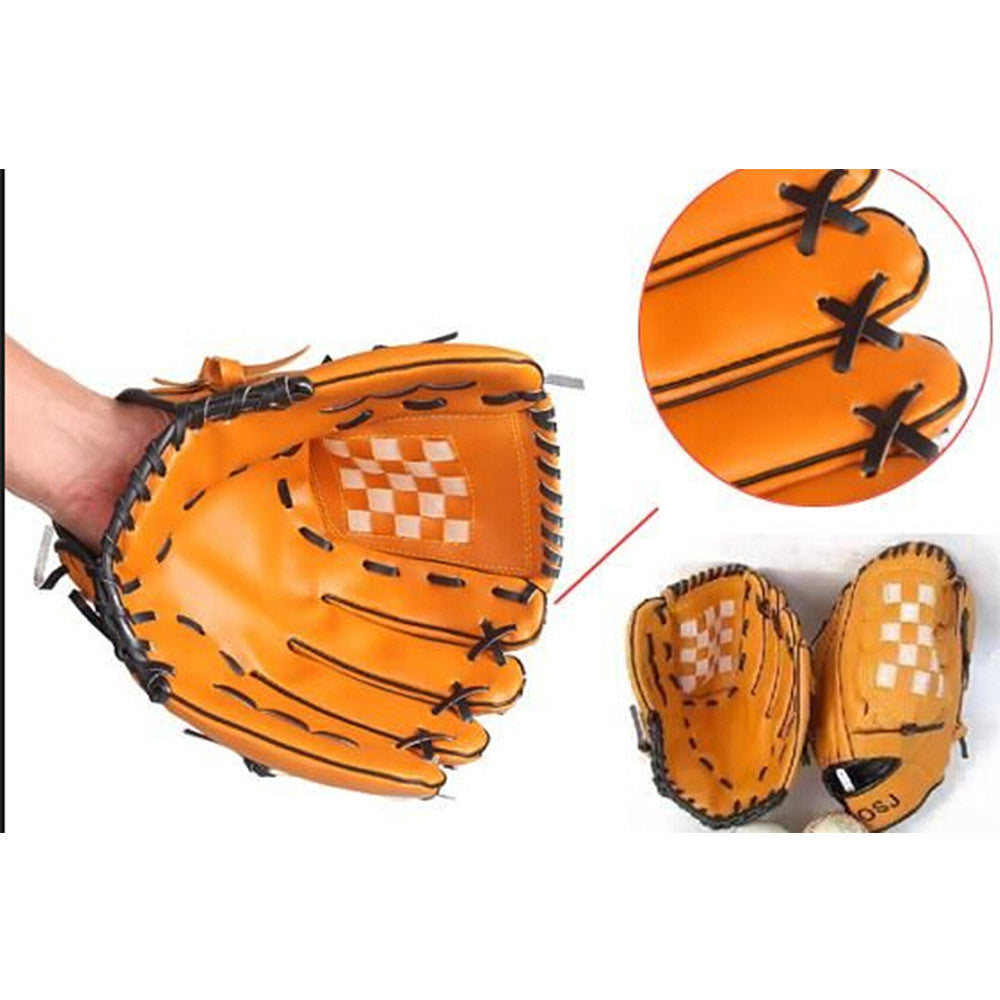 "11.5"" left hand baseball glove PU leather - Mega Save Wholesale & Retail"