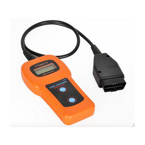 Car Diagnostic Scanner Tool U480 CAN OBDII OBD2 Memo Engine Fault Code Reader - Mega Save Wholesale & Retail